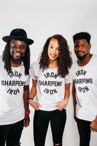 Iron Sharpens Iron Tee