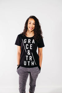 Grace & Truth Tee (Short Sleeve)