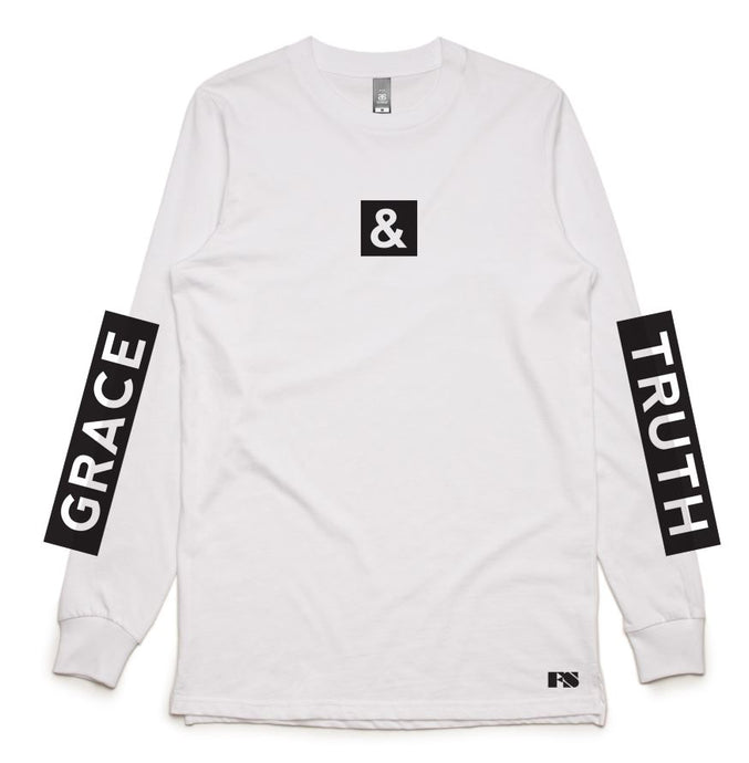 Grace & Truth Tee (Long Sleeve)