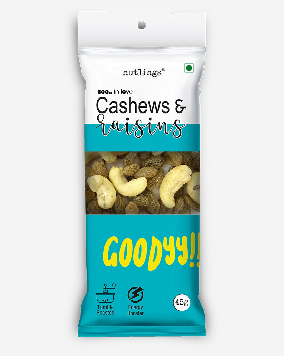 Cashews & Raisins