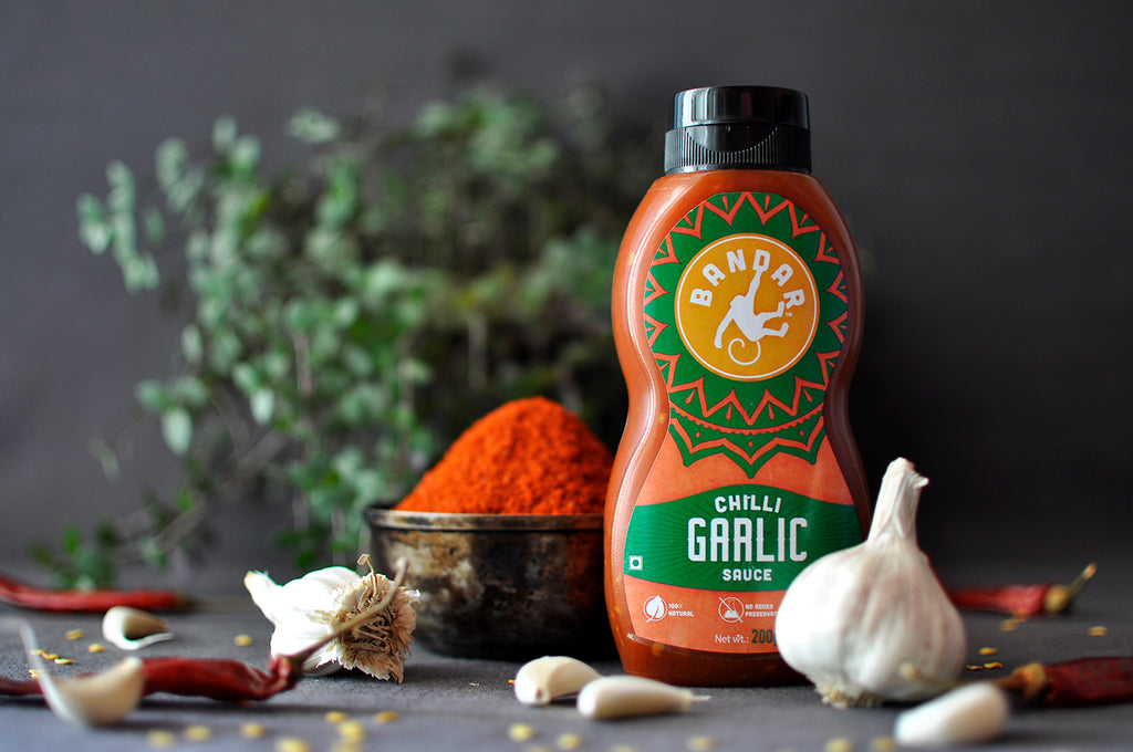 Bandar Chilli Garlic Sauce