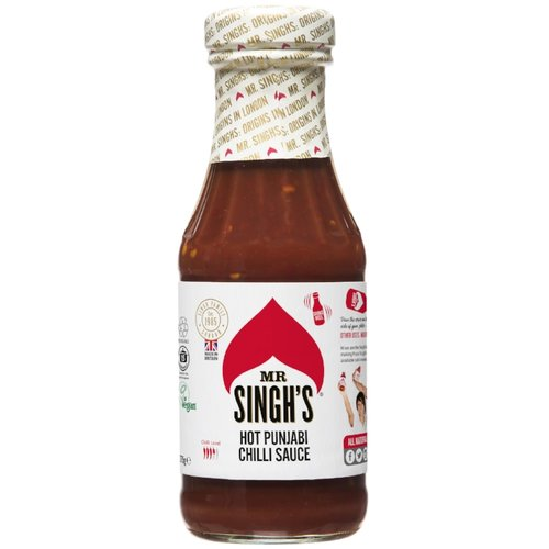 Mr Singh's Hot Punjabi Chilli Sauce 275g