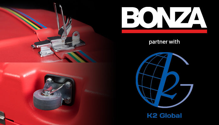 Bonza Bike Box partner with K2 Global
