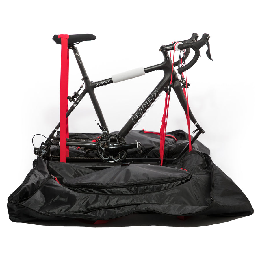 Bonza Bike Bag - Black
