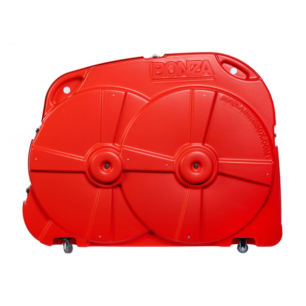 Bonza Bike Box 2 - Red