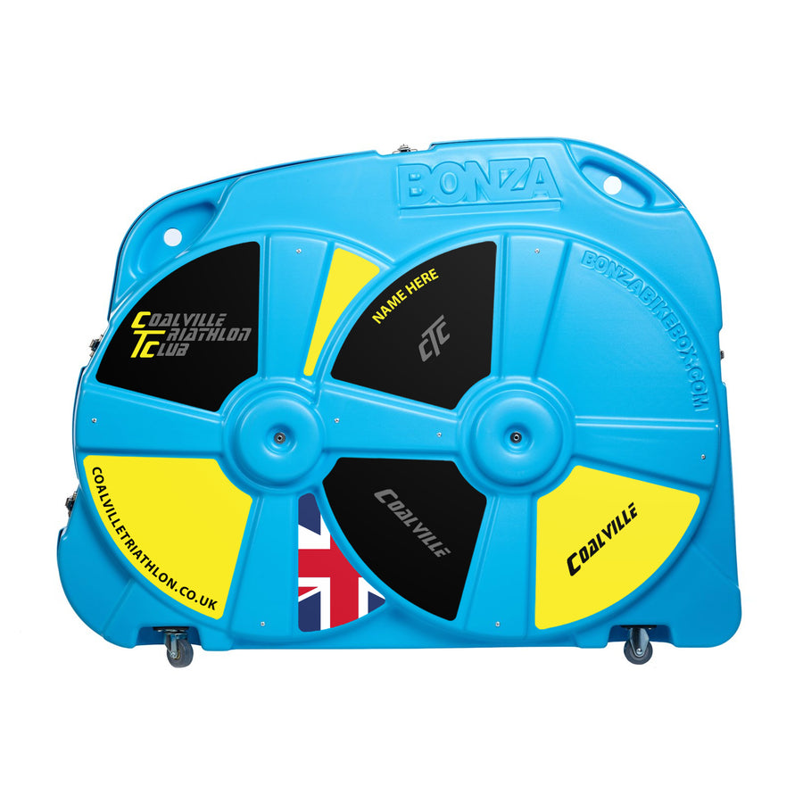 Coalville Triathlon Club - Bonza Bike Box 2