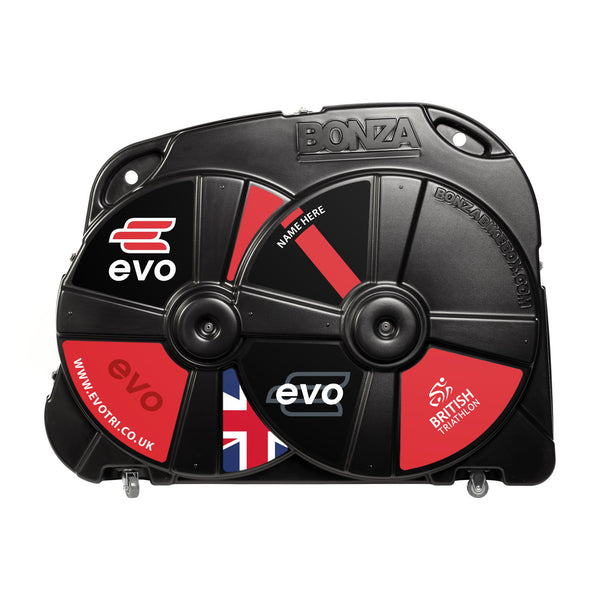 EVO Tri Club - Bonza Bike Box 2