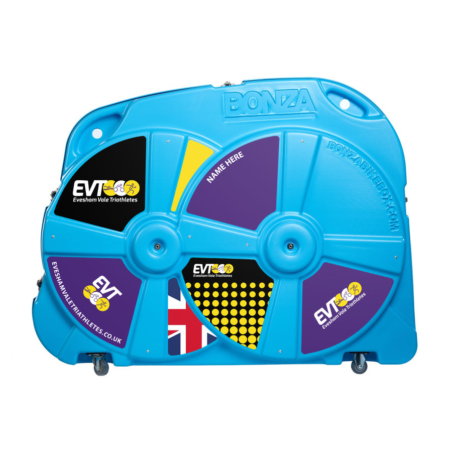 Evesham Vale Triathletes - Bonza Bike Box 2
