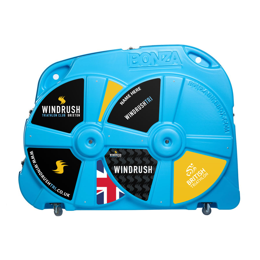 Windrush Triathlon Club - Bonza Bike Box 2