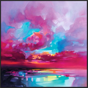 45191_FB1 - titled 'Vortex' by artist Scott Naismith - Wall Art Print on Textured Fine Art Canvas or Paper - Digital Giclee reproduction of art painting. Red Sky Art is India's Online Art Gallery for Home Decor - 55_WDC98366
