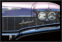 76012_FB1_- titled 'Classics Imperial 1960' by artist Kenneth Gregg - Wall Art Print on Textured Fine Art Canvas or Paper - Digital Giclee reproduction of art painting. Red Sky Art is India's Online Art Gallery for Home Decor - 761_TR7593
