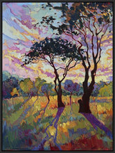 60120_FB2_- titled 'California Sky (bottom left)' by artist Erin Hanson - Wall Art Print on Textured Fine Art Canvas or Paper - Digital Giclee reproduction of art painting. Red Sky Art is India's Online Art Gallery for Home Decor - H2819