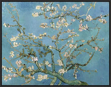 60241_FB2_- titled 'Almond Blossom, 1890' by artist Vincent van Gogh - Wall Art Print on Textured Fine Art Canvas or Paper - Digital Giclee reproduction of art painting. Red Sky Art is India's Online Art Gallery for Home Decor - V401