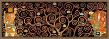29286_FN1_- titled 'Tree Of Life Dark' by artist Gustav Klimt - Wall Art Print on Textured Fine Art Canvas or Paper - Digital Giclee reproduction of art painting. Red Sky Art is India's Online Art Gallery for Home Decor - 43_1750-0143