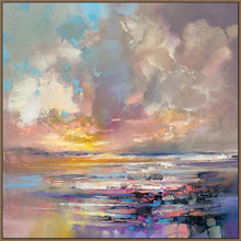 45157_FN1 - titled 'Radiant Energy' by artist Scott Naismith - Wall Art Print on Textured Fine Art Canvas or Paper - Digital Giclee reproduction of art painting. Red Sky Art is India's Online Art Gallery for Home Decor - 55_WDC98243