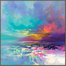 45189_FN1 - titled 'Emerging Hope' by artist Scott Naismith - Wall Art Print on Textured Fine Art Canvas or Paper - Digital Giclee reproduction of art painting. Red Sky Art is India's Online Art Gallery for Home Decor - 55_WDC98364