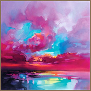45191_FN1 - titled 'Vortex' by artist Scott Naismith - Wall Art Print on Textured Fine Art Canvas or Paper - Digital Giclee reproduction of art painting. Red Sky Art is India's Online Art Gallery for Home Decor - 55_WDC98366