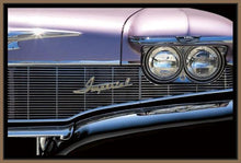 76012_FN1_- titled 'Classics Imperial 1960' by artist Kenneth Gregg - Wall Art Print on Textured Fine Art Canvas or Paper - Digital Giclee reproduction of art painting. Red Sky Art is India's Online Art Gallery for Home Decor - 761_TR7593