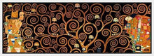 29286_FW1_- titled 'Tree Of Life Dark' by artist Gustav Klimt - Wall Art Print on Textured Fine Art Canvas or Paper - Digital Giclee reproduction of art painting. Red Sky Art is India's Online Art Gallery for Home Decor - 43_1750-0143