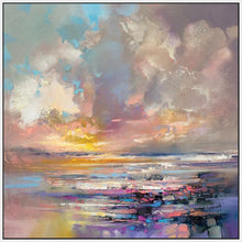 45157_FW1 - titled 'Radiant Energy' by artist Scott Naismith - Wall Art Print on Textured Fine Art Canvas or Paper - Digital Giclee reproduction of art painting. Red Sky Art is India's Online Art Gallery for Home Decor - 55_WDC98243