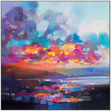 45186_FW1 - titled 'Solitary Cottage' by artist Scott Naismith - Wall Art Print on Textured Fine Art Canvas or Paper - Digital Giclee reproduction of art painting. Red Sky Art is India's Online Art Gallery for Home Decor - 55_WDC98361
