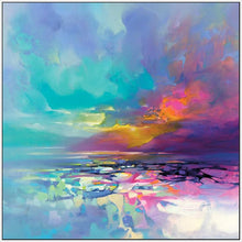 45189_FW1 - titled 'Emerging Hope' by artist Scott Naismith - Wall Art Print on Textured Fine Art Canvas or Paper - Digital Giclee reproduction of art painting. Red Sky Art is India's Online Art Gallery for Home Decor - 55_WDC98364