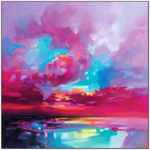 45191_FW1 - titled 'Vortex' by artist Scott Naismith - Wall Art Print on Textured Fine Art Canvas or Paper - Digital Giclee reproduction of art painting. Red Sky Art is India's Online Art Gallery for Home Decor - 55_WDC98366