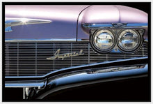 76012_FW1_- titled 'Classics Imperial 1960' by artist Kenneth Gregg - Wall Art Print on Textured Fine Art Canvas or Paper - Digital Giclee reproduction of art painting. Red Sky Art is India's Online Art Gallery for Home Decor - 761_TR7593