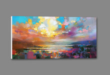 45101_GS1_ - titled 'Marina' by artist Scott Naismith - Wall Art Print on Textured Fine Art Canvas or Paper - Digital Giclee reproduction of art painting. Red Sky Art is India's Online Art Gallery for Home Decor - 55_WDC93159