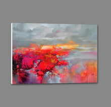 45120_GS1_ - titled 'Molecular Bonds 2' by artist Scott Naismith - Wall Art Print on Textured Fine Art Canvas or Paper - Digital Giclee reproduction of art painting. Red Sky Art is India's Online Art Gallery for Home Decor - 55_WDC96338