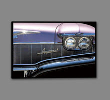 76012_GS1_- titled 'Classics Imperial 1960' by artist Kenneth Gregg - Wall Art Print on Textured Fine Art Canvas or Paper - Digital Giclee reproduction of art painting. Red Sky Art is India's Online Art Gallery for Home Decor - 761_TR7593