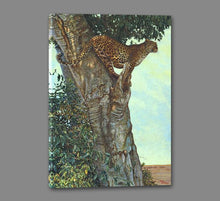 60084_GS1_- titled 'On the Lookout' by artist Kalon Baughan - Wall Art Print on Textured Fine Art Canvas or Paper - Digital Giclee reproduction of art painting. Red Sky Art is India's Online Art Gallery for Home Decor - B1738