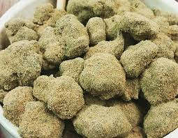 Eighth Naked THC OG Moonrocks