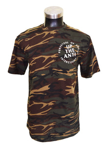 UP THE ANTI CAMO TEE