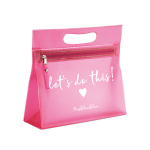 "BEAUTY BAG ""LET'S DO THIS""!"