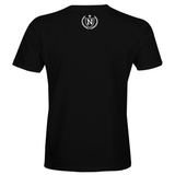 Athletic Shirts - Black w/ White