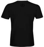 Athletic Shirts - Charcoal w/ Black