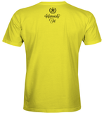 Classic Shirts (NFTMS) - Heather Yellow Gold w/ Black