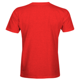 Athletic Shirts - Heather Red w/ Black