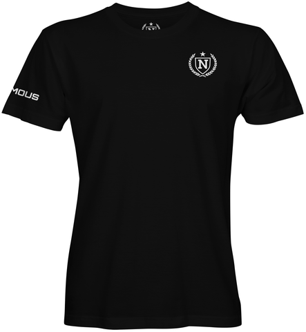 Performance Shirts - Black w/ White