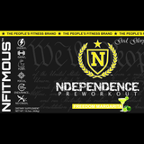 NDEPENDENCE Preworkout - Freedom Margarita