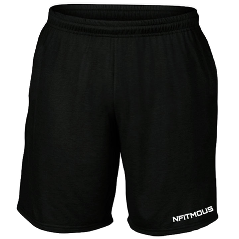 Performance Shorts - Black w/ NFITMOUS