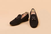 Coffee Brown Tassel Loafer