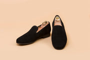 Vanta Black Suede Loafer