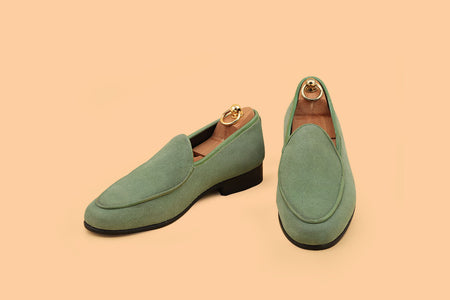 Jade Belgian Loafer