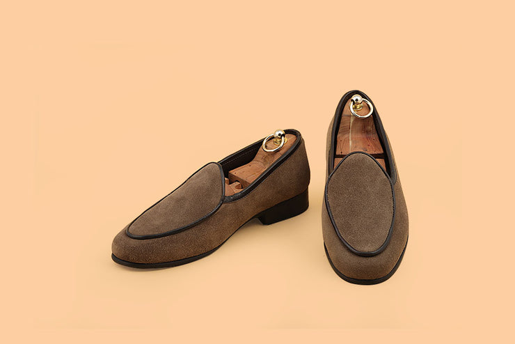 Lacquer Belgian Loafer
