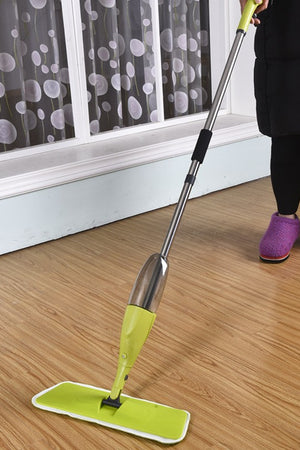 Household Water Spray Mop