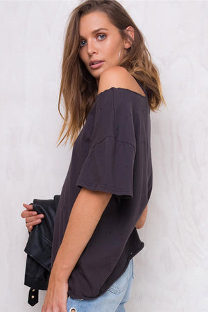 Lilyana One Off Shoulder Tops
