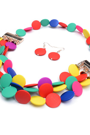 Alina Fashion Necklaces And Earrings