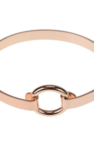 Riley Circle Statement Bracelet